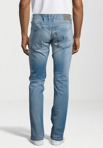 Replay 5-Pocket-Jeans ANBASS LIGHT WASHED