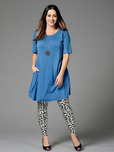 Sara Lindholm by Happy Size Jersey-Tunika