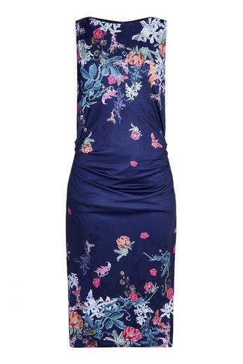 Yumi Party Dress Maria, Floral-print Border