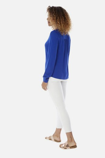 Yumi Blusentop Penelope, With Front-zip