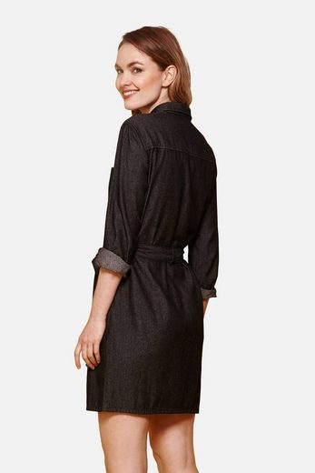 Yumi Jeanskleid Isabella, aus leichtem Denim-Stoff