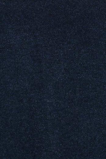 EDC BY ESPRIT Basic Cardigan mit V-Ausschnitt