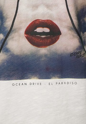 Kultivate T-shirt Miami Lips