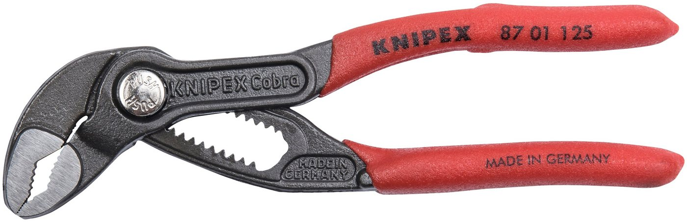 KNIPEX Wasserpumpenzange »Cobra«, 125 mm