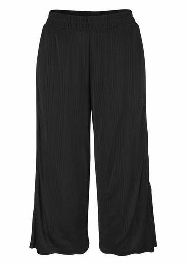 adidas Originals 7/8-Hose SC PANT RIB, Fließendes Material
