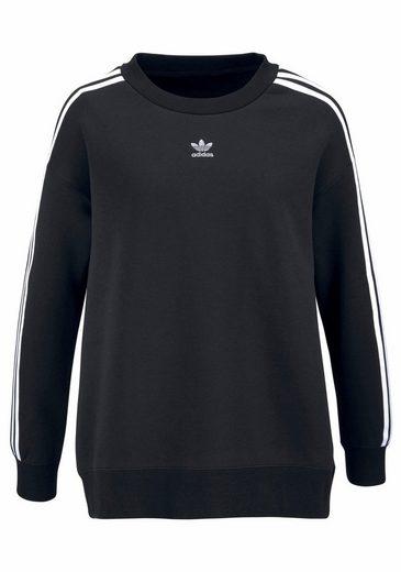 adidas Originals Sweatshirt TREFOIL CREW SWEATER