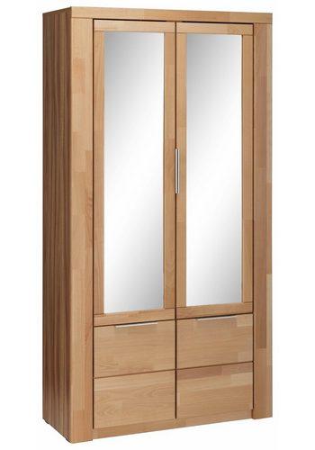 Garderobenschrank Zara mit Spiegel   