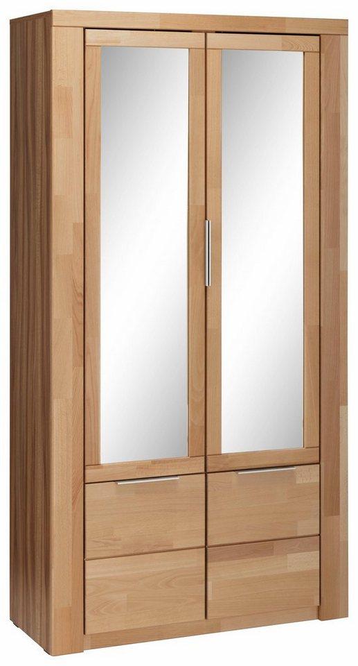 Garderobenschrank zara mit spiegel online kaufen otto - Garderobenschrank mit spiegel ...