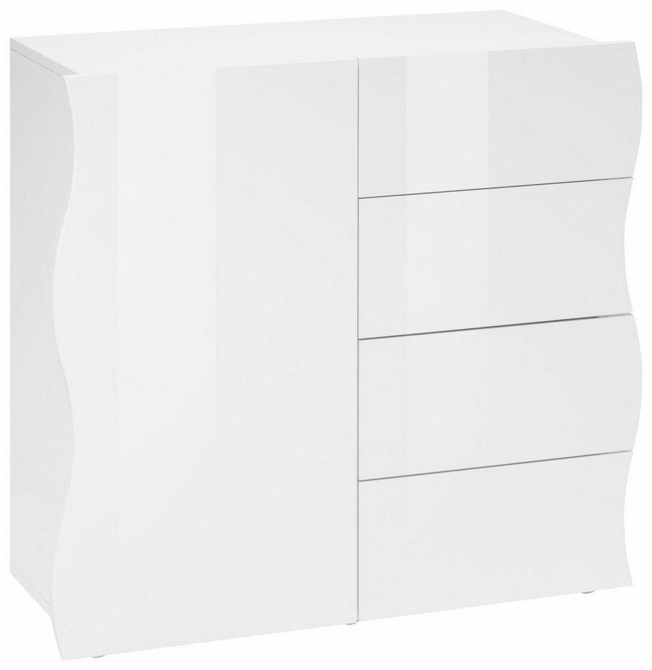 tecnos kommode onda breite 90 cm online kaufen otto. Black Bedroom Furniture Sets. Home Design Ideas
