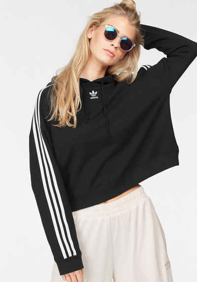 adidas Originals Kapuzensweatshirt »CROPPED HOODIE« 0411273e88