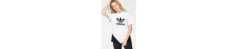 adidas Originals T-Shirt CLRDO T-SHIRT, Logo-Flockprint