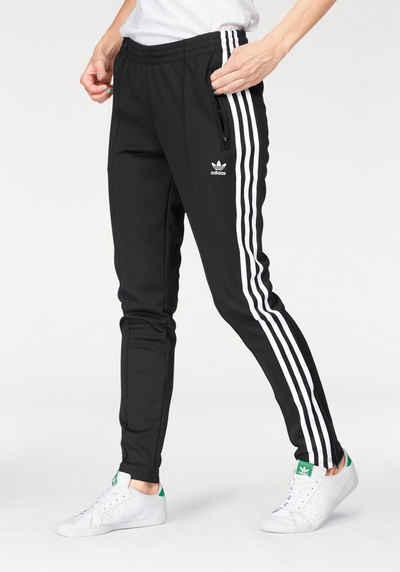 Damen adidas Originals | CUFFED TRAININGSHOSE Damen | grau
