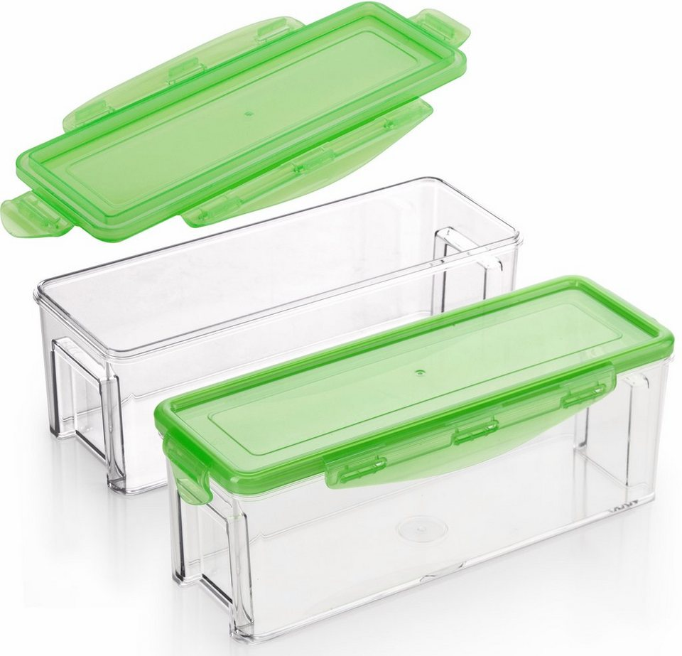 genius nicer dicer magic cube beh lter set 4 teilig 1200 ml online kaufen otto. Black Bedroom Furniture Sets. Home Design Ideas