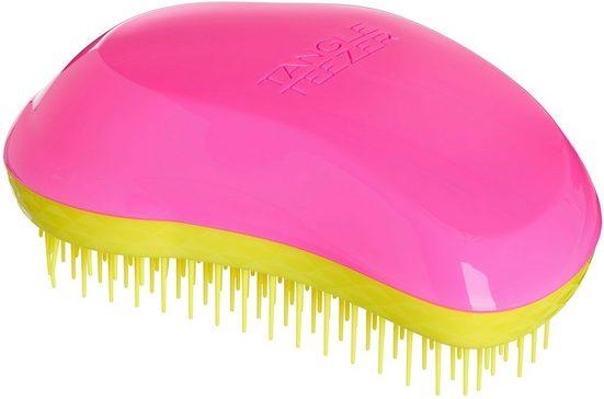 TANGLE TEEZER Haarentwirrbürste »The Original Pink Rebel«, zum Entknoten der Haare