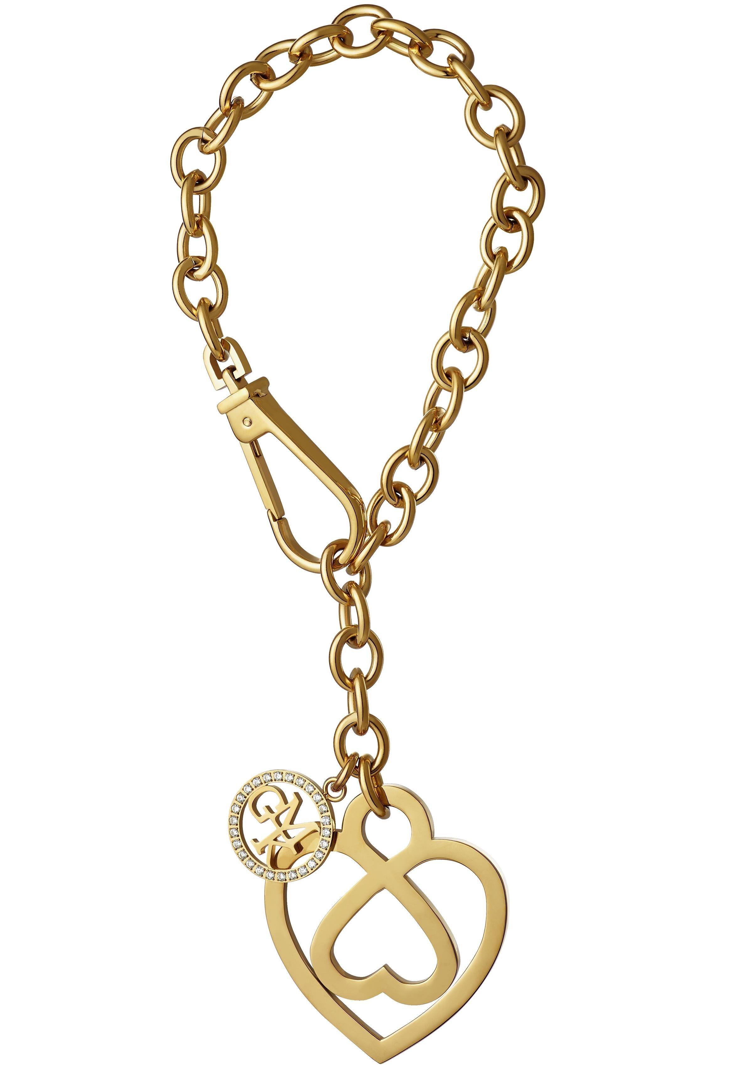 GMK Collection Taschenanhänger, »Herz, 87134245« | Schmuck > Halsketten > Herzketten | GMK Collection