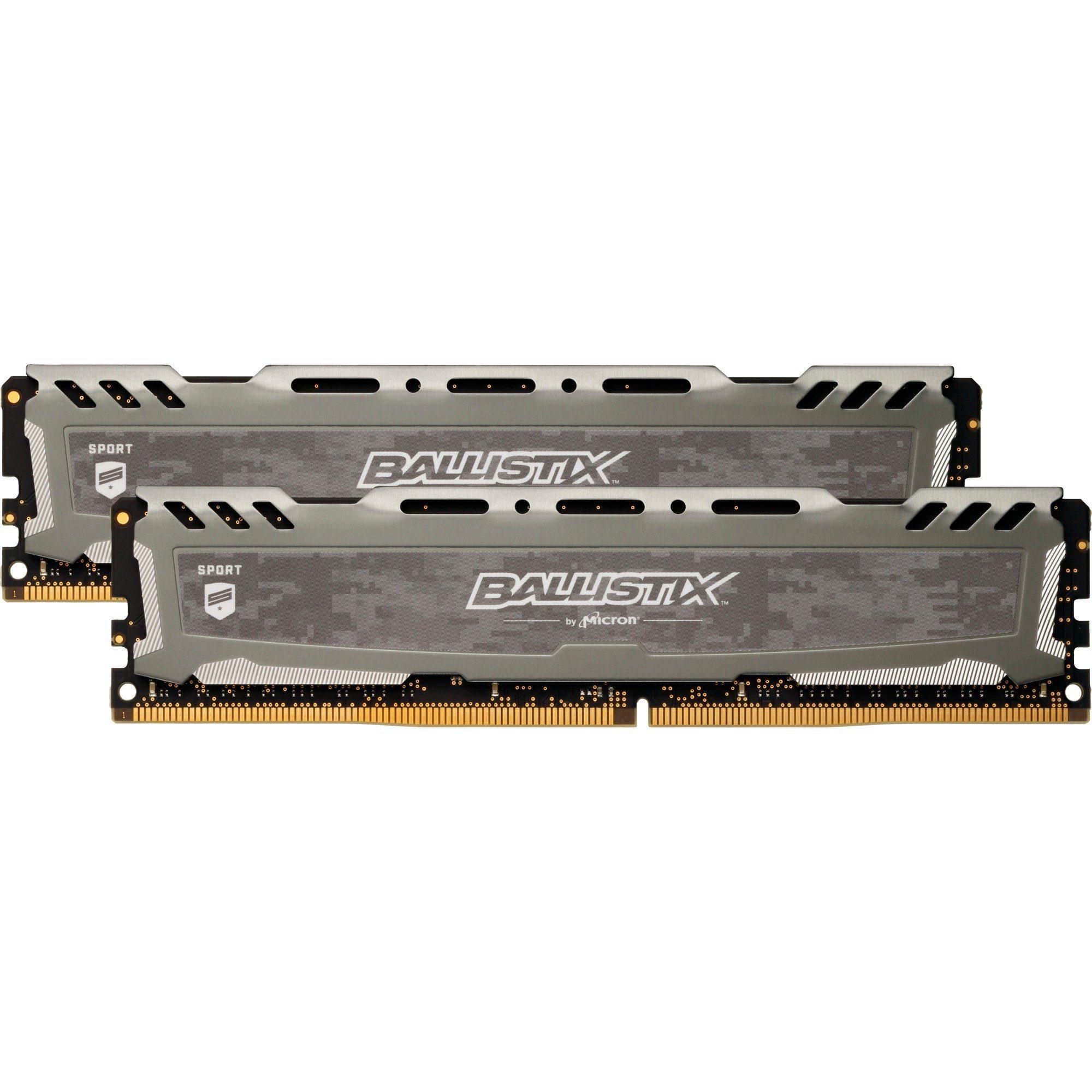 Ballistix Arbeitsspeicher »DIMM 16GB DDR4-2400 Kit«