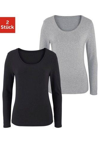 VIVANCE Marškinėliai ilgomis rankovėmis