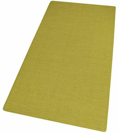 Sisalteppich »Trumpf«, Living Line, rechteckig, Höhe 6 mm, Obermaterial: 100% Sisal