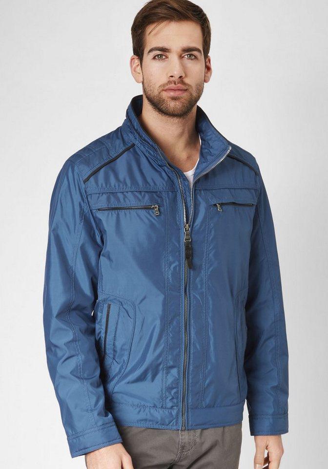 Redpoint Must Have Blouson »Rusty«   Bekleidung > Jacken > Blousons   Blau   Polyester   Redpoint