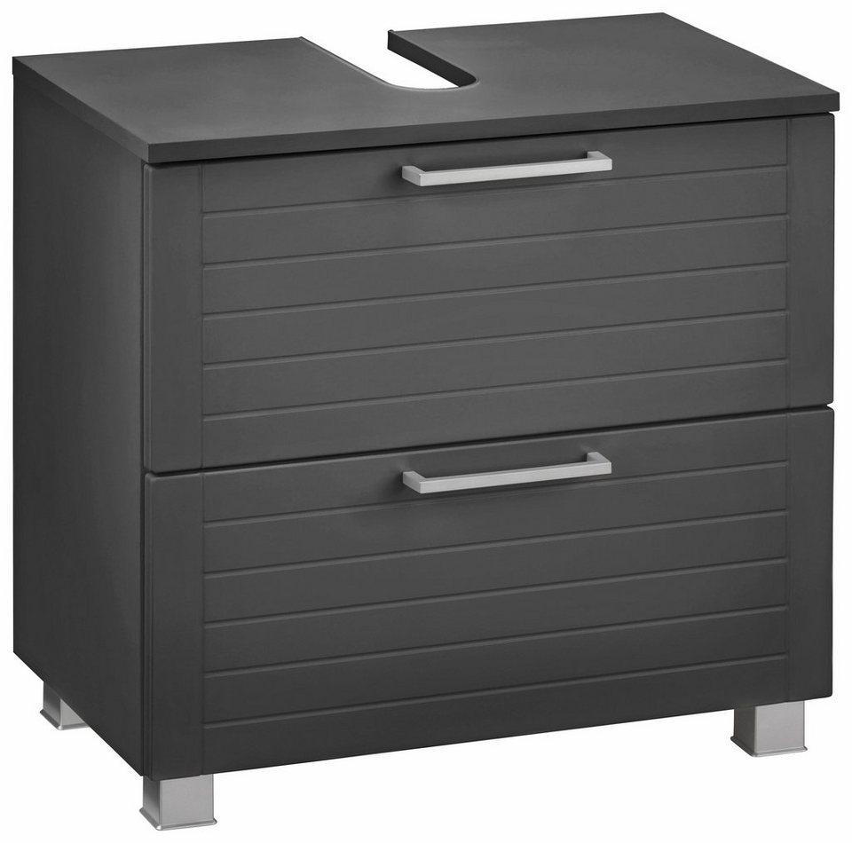 Bad unterschrank grau  HELD MÖBEL Waschbeckenunterschrank »Monta« kaufen | OTTO