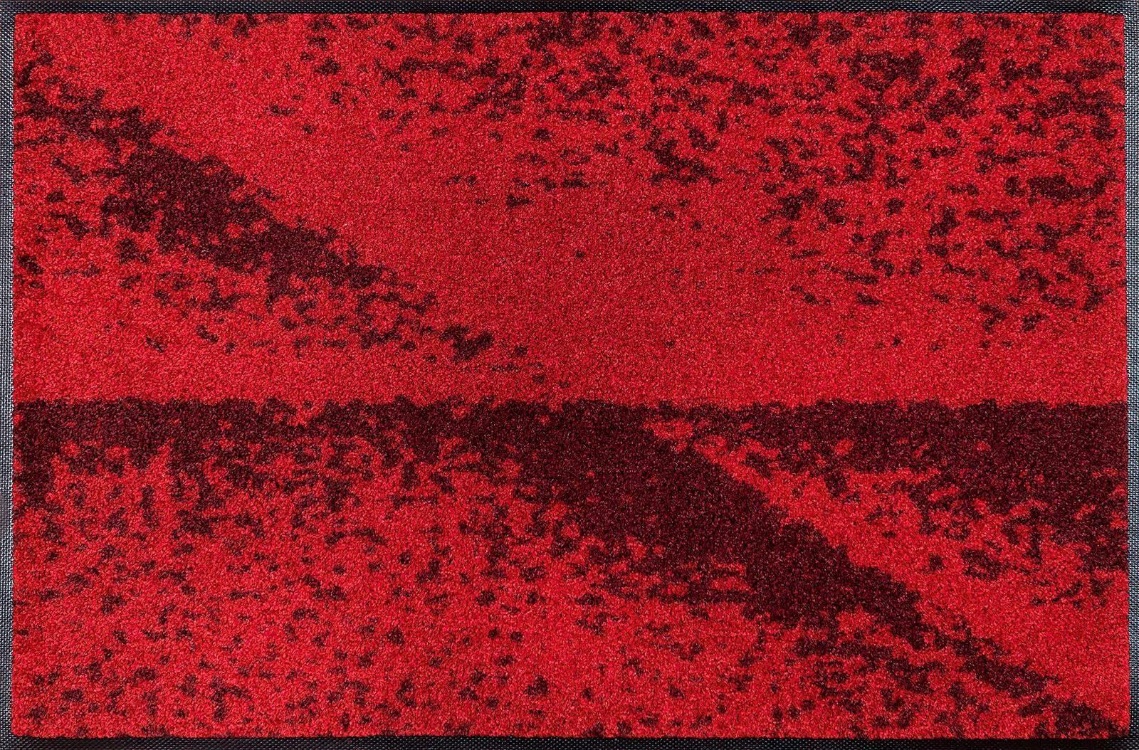 Fußmatte »Shadow«, wash+dry by Kleen-Tex, rechteckig, Höhe 7 mm