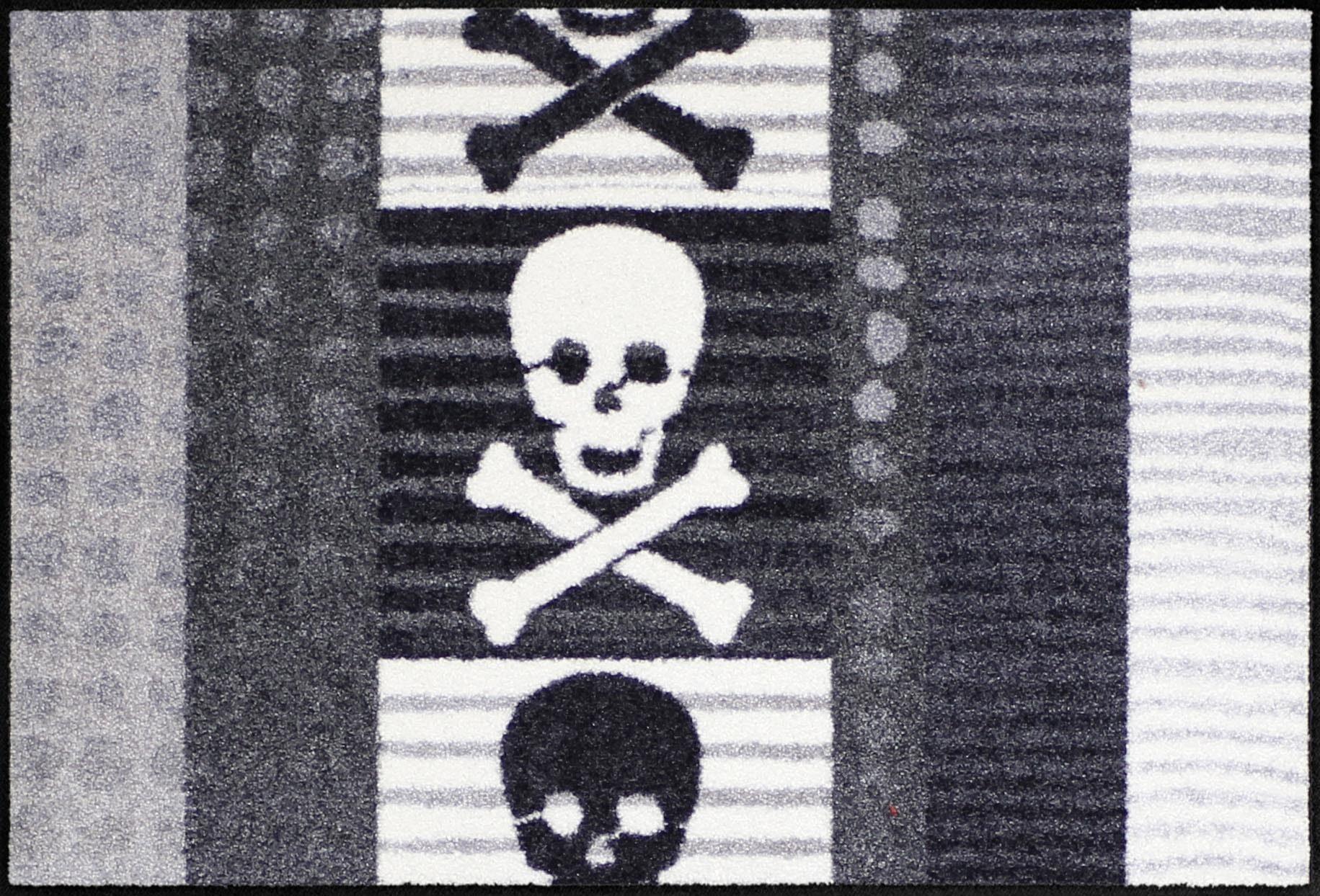 Fußmatte »Pirate Mood«, Salonloewe, rechteckig, Höhe 6 mm
