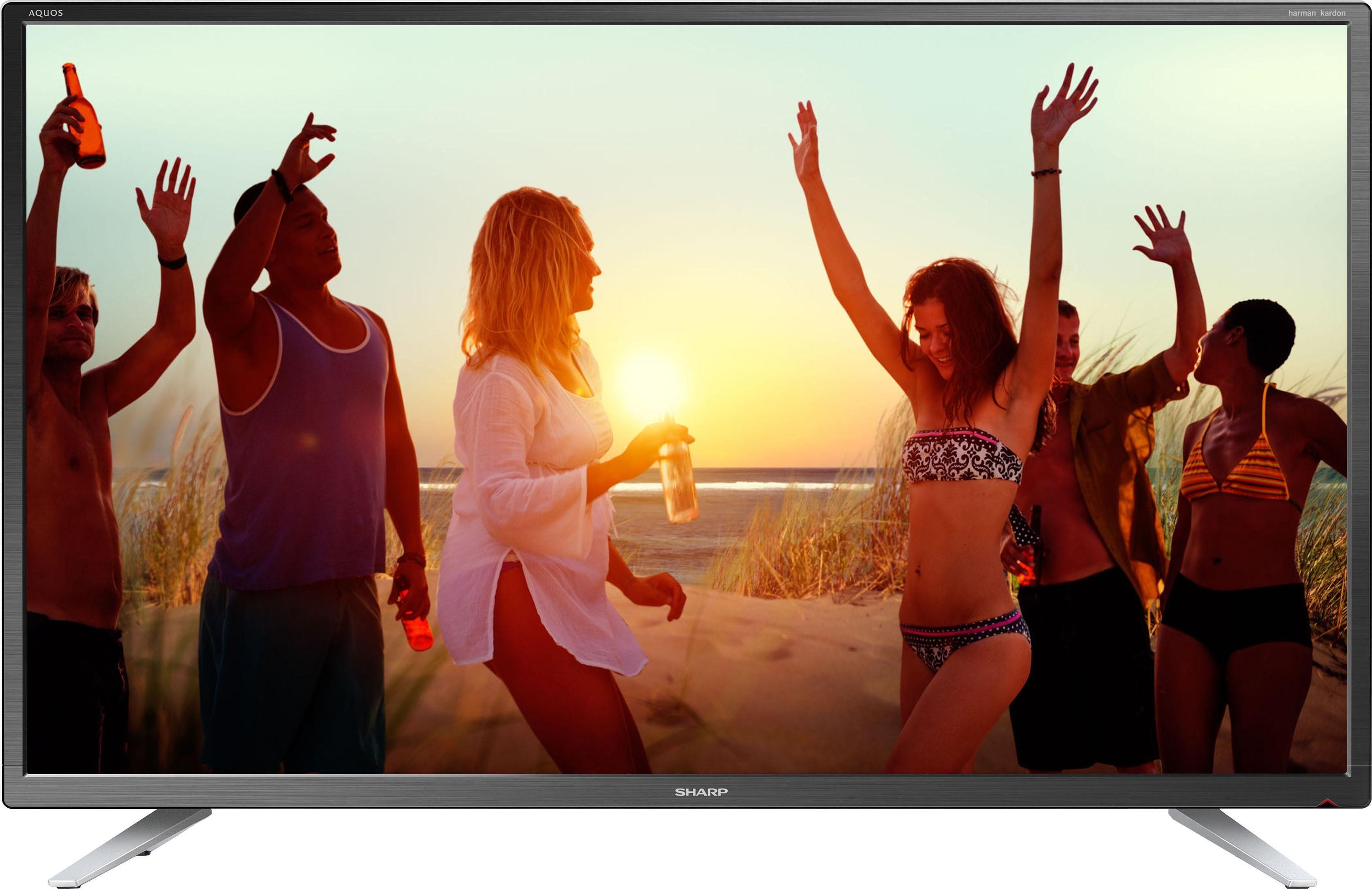 Sharp LC-32CFG6022E LED-Fernseher (81 cm/32 Zoll, Full HD, Smart-TV)