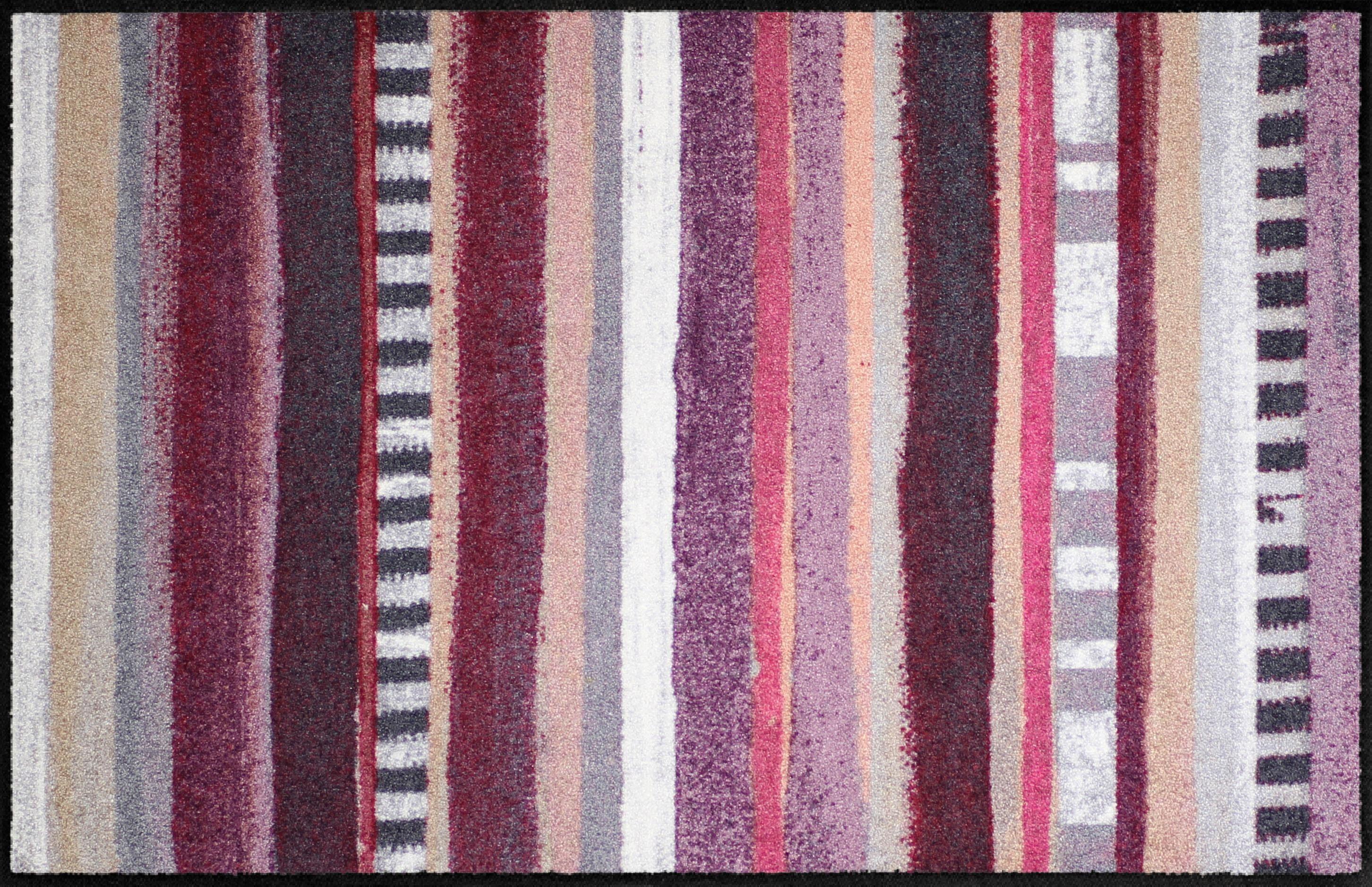 Fußmatte »Anna Stripes«, Salonloewe, rechteckig, Höhe 6 mm