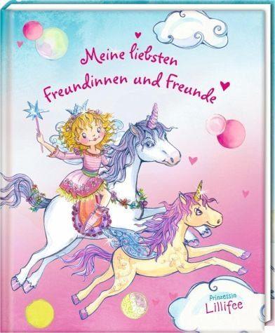 Gebundenes Buch »Freundebuch - Meine liebsten Freundinnen und...«