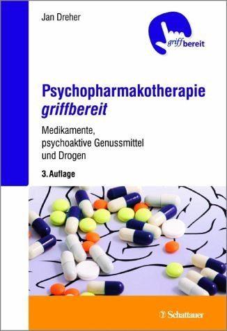 Broschiertes Buch »Psychopharmakotherapie griffbereit«