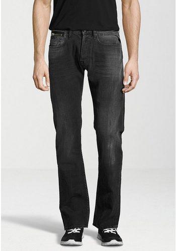 Herren Replay 5-Pocket-Jeans NEWBILL ZIPPER-DETAILS schwarz   08054959437075
