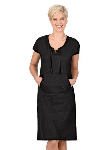 TRIGEMA Kleid aus Biobaumwolle