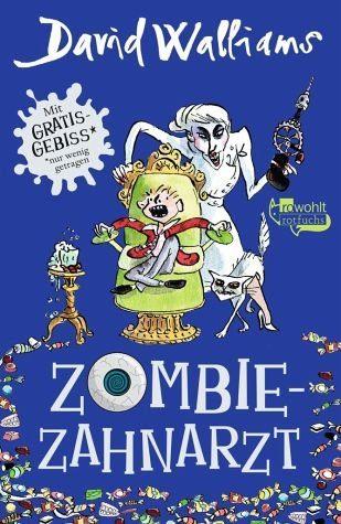 Gebundenes Buch »Zombie-Zahnarzt«