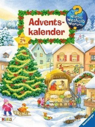 Kalender »Wieso? Weshalb? Warum? Adventskalender«