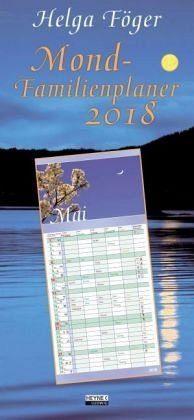 Kalender »Mond-Familienplaner 2018«