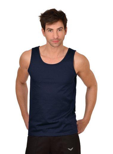 TRIGEMA Trägershirt aus 100% Baumwolle