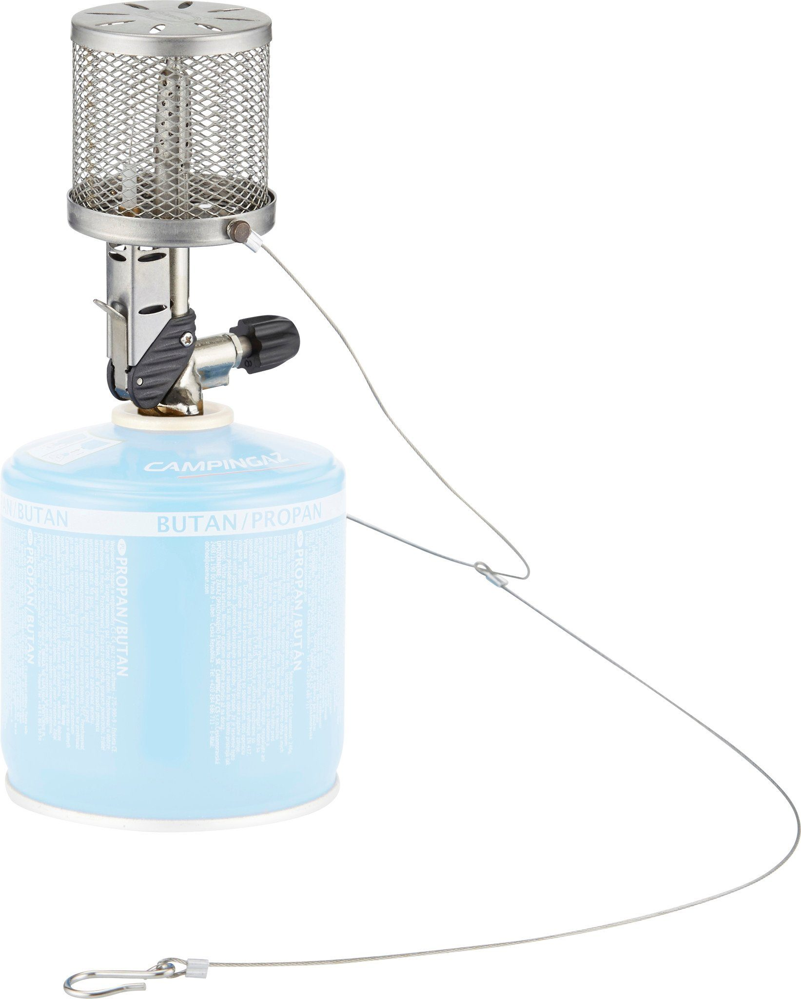 Primus Camping-Beleuchtung »Primus Micron Lantern Steel Mesh«