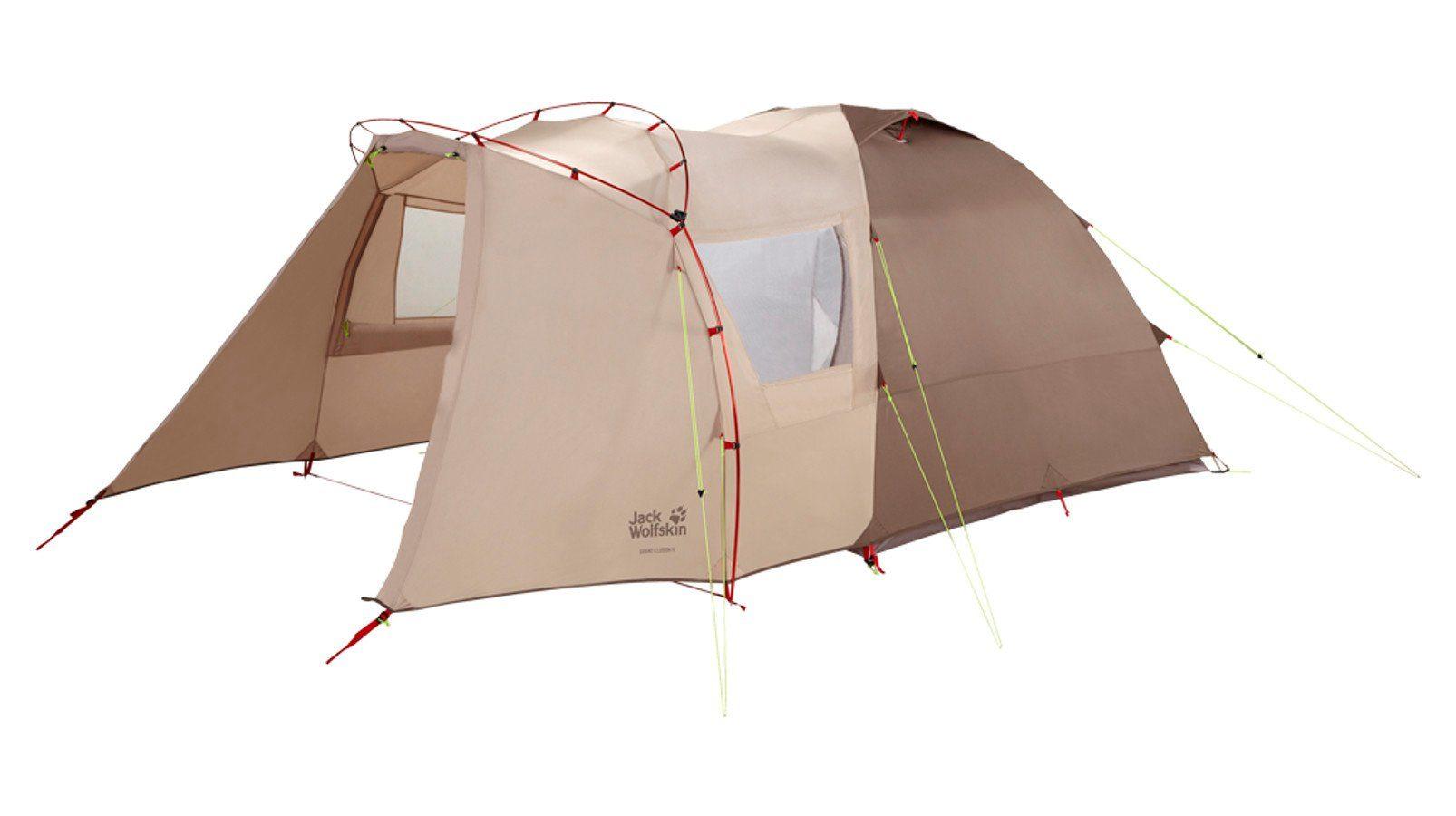 Jack Wolfskin Zelt »Grand Illusion IV Tent«