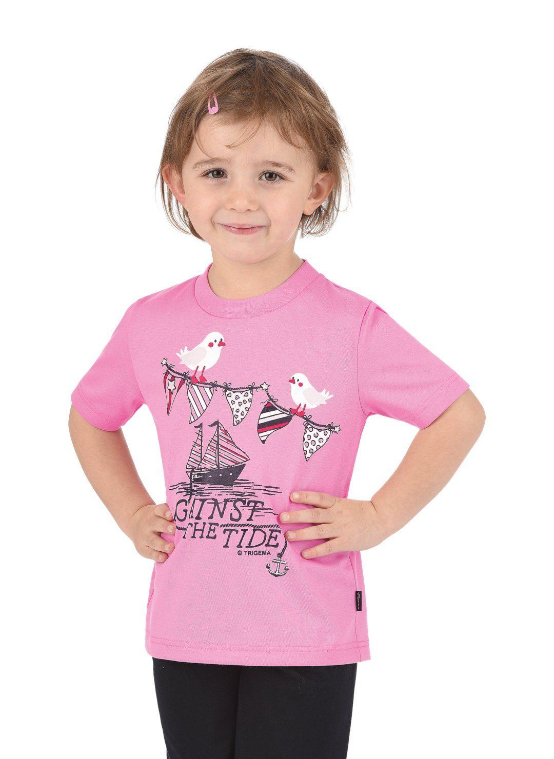 TRIGEMA T-Shirt Tide