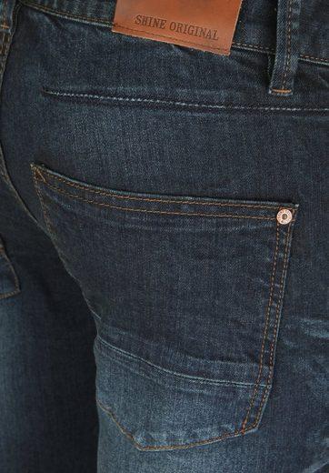 Shine Original 5-Pocket-Jeans WYATT DROP CROTCH SLIM FIT