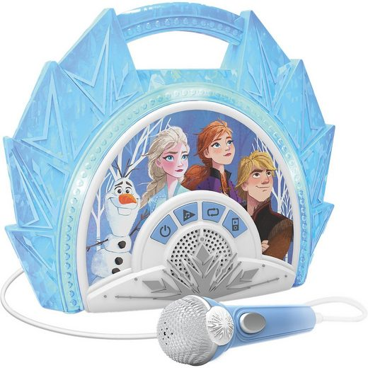 Die Eiskönigin Karaoke Anlage
