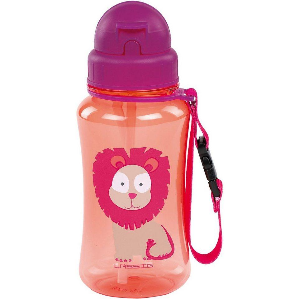 Lässig Trinkflasche 4Kids, Wildlife, Lion kaufen