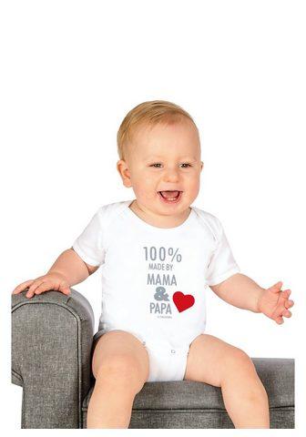 Боди для младенцев Feinripp