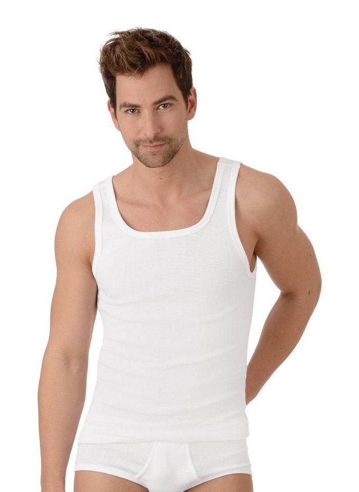 trigema -  Träger-Unterhemd Feinripp im Doppelpack