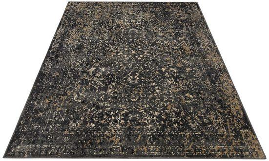 Teppich »Torge«, my home, rechteckig, Höhe 8 mm, weiche Haptik