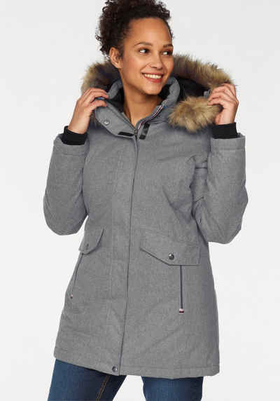 the latest 6397a e7ca3 Parka in grau online kaufen | OTTO