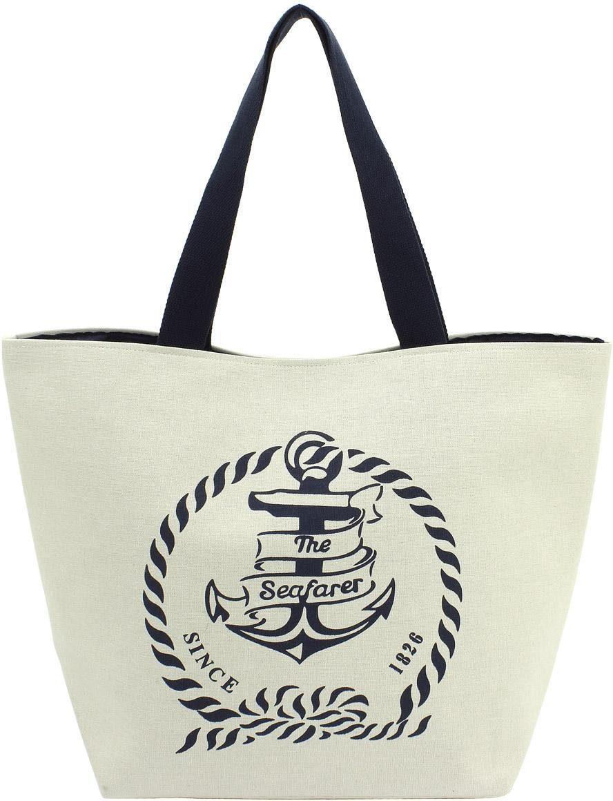 Olomolo Shopper, »Maritim Design Anker«