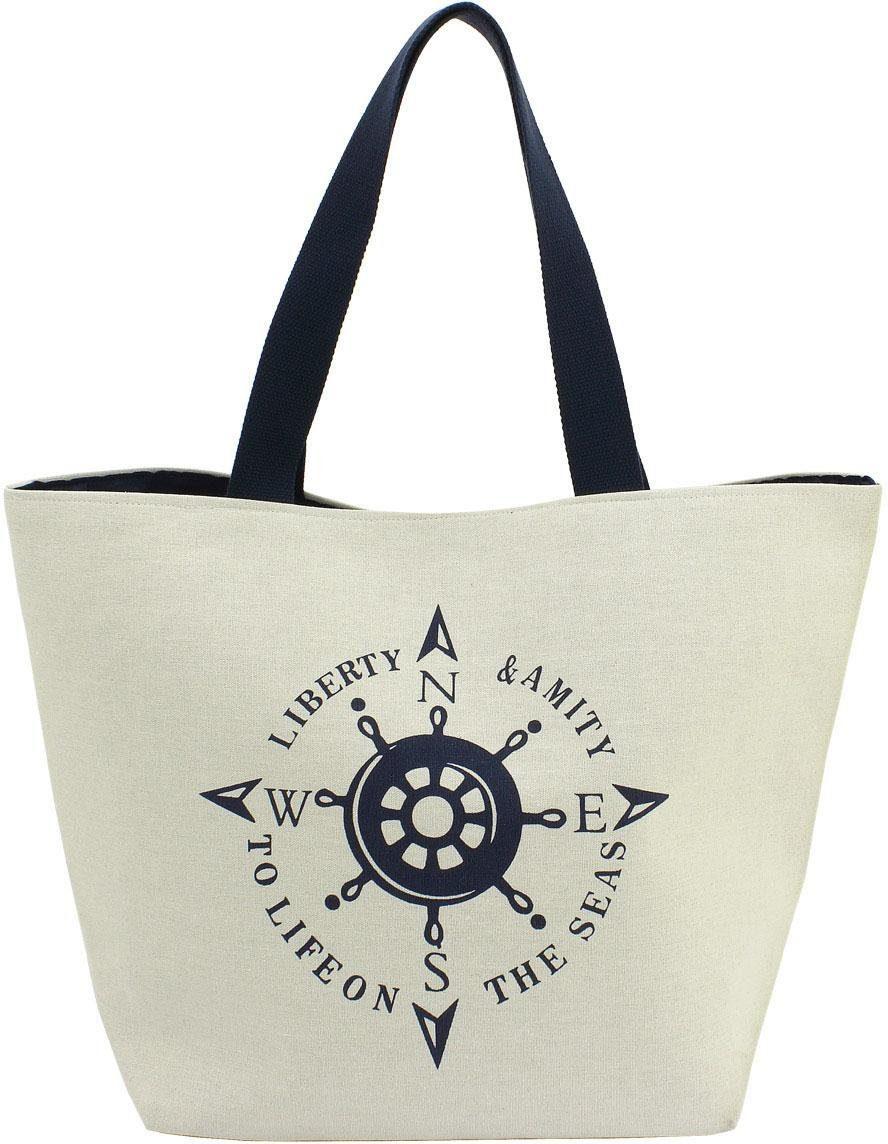 Olomolo Shopper, »Maritim Design Steuerrad«