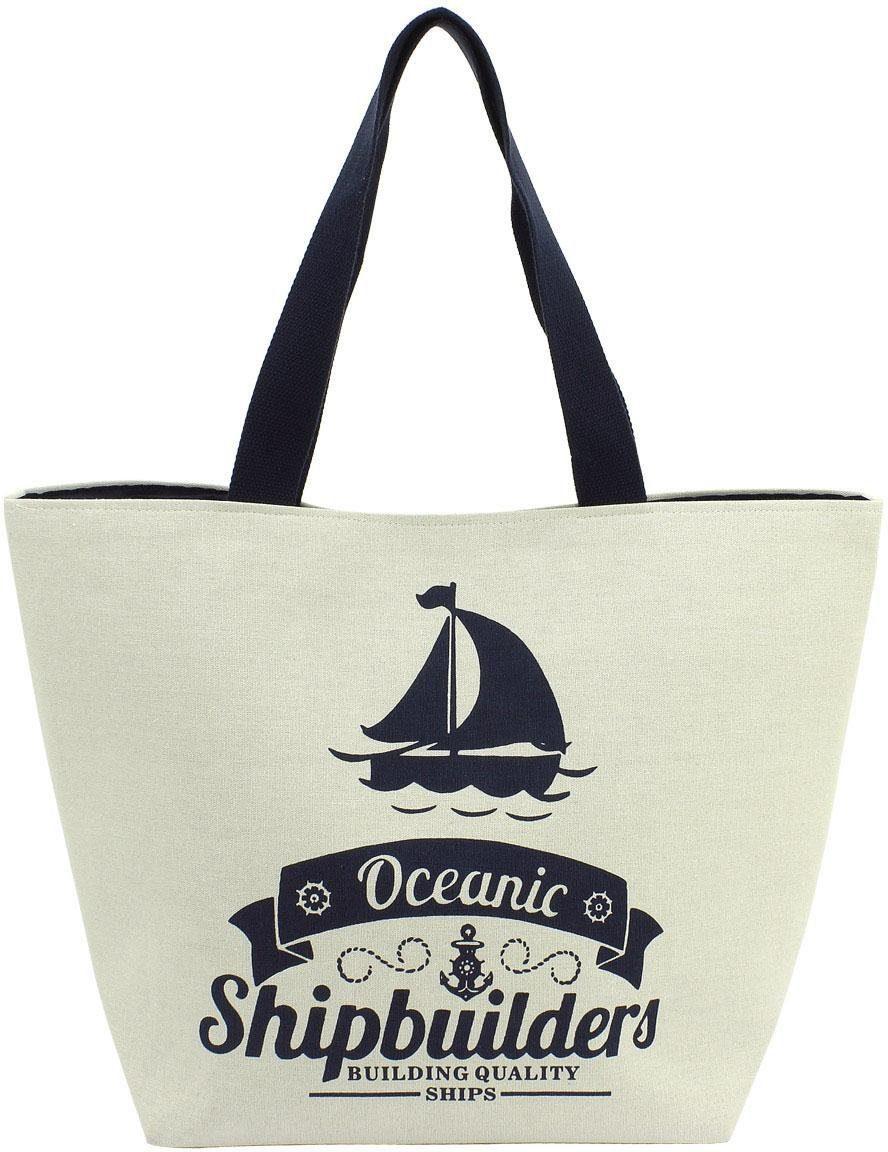 Olomolo Shopper, »Maritim Design Segelboot«