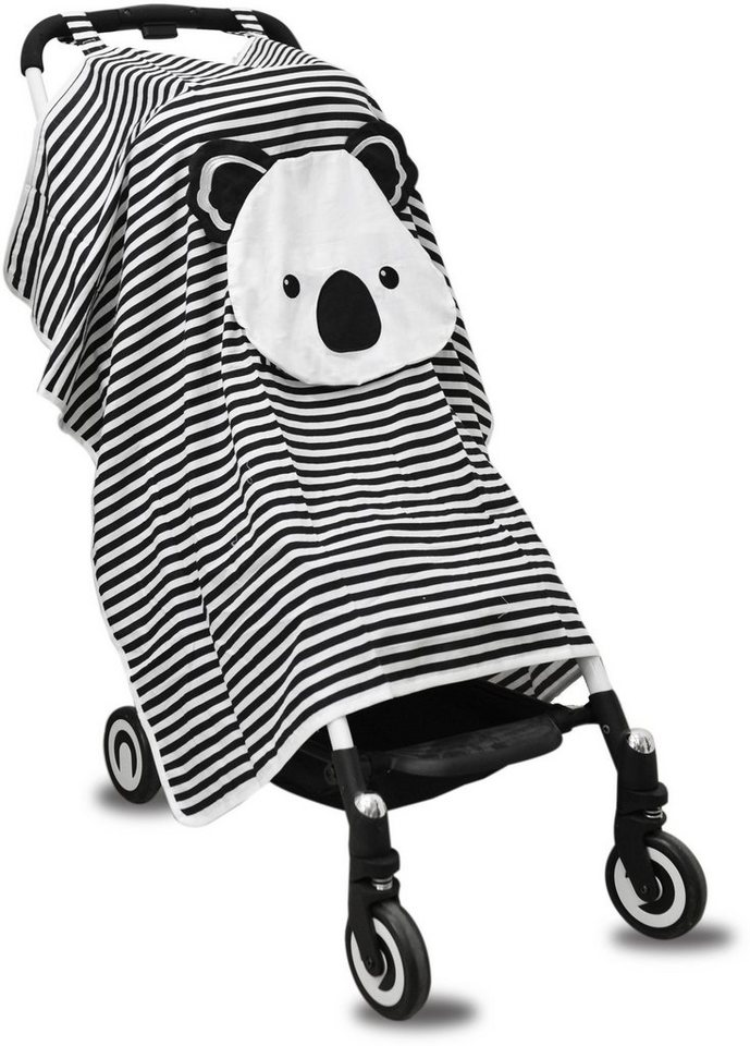 smarTrike® Kinder-Buggy »toTs Bambus Buggy Sonnenschutz Koala«, für den Buggy